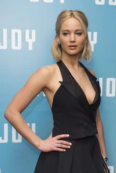 Jennifer Lawrence Dior Joy Estreno Londres 1