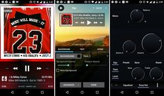 Poweramp Music Player Android app