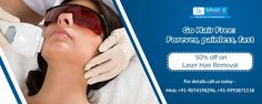 There are so many myths surrounding the procedure that still prevent a huge number of people to choose laser hair removal treatment. To overcome from these myths consult with an expert #cosmetology in Indore for the good suggestion. By this treatment, you can effectively reduce unwanted hair permanently with minimal risk.