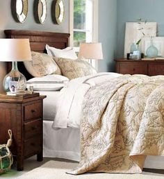 american classic bedroom