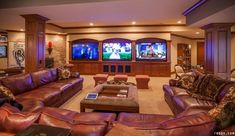 It's time for a change in your home entertainment experience. See the hottest audio visual equipment and how you can update your home theater.