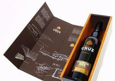Gran Cruz com edição especial criada pela Omdesign | marketing de vinhos