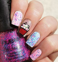 Amazing Birthday Nail Art Ideas   18 Nail Designs Perfect for Your Celebration