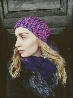 Beanie Maiko cap :) My fashion story . #beaniecap #winter #aleksandramajczyna #maiko #fashion #bohemian