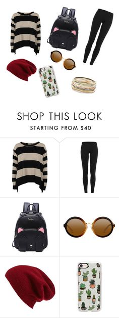 """Untitled #7"" by cara-lou on Polyvore featuring STELLA McCARTNEY, Polo Ralph Lauren, Halogen, Casetify and Kendra Scott"