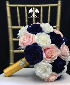 NAVY BLUE, PINK BLUSH Blue Centerpieces, Birthday Centerpieces, Wedding Centerpieces, Blush And Grey Wedding, Lime Wedding, Red Wedding, Prince Birthday, Mickey Birthday, Gold Birthday