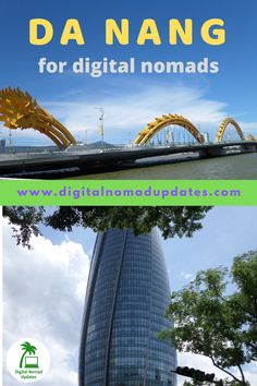 How good is Da Nang in Vietnam as a digital nomad destination? See this rating in categories, with practical tips and photos. Da Nang, Digital Nomad, Sydney Harbour Bridge, Vietnam, City, Photos, Travel, Pictures, Viajes