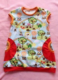 ♥♥ BIO Kleidchen ♥ Wunschgröße ♥♥ von Nalemi auf DaWanda.com