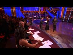 Donald Drivers' Week 8 tango on Dancing with the Stars:
