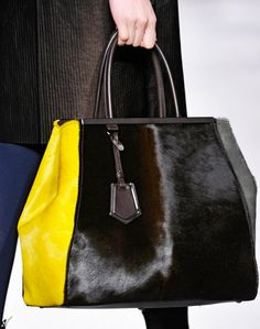 fall 2012  fendi calf hair purse. yes!-Like this just not the 5c48145972620