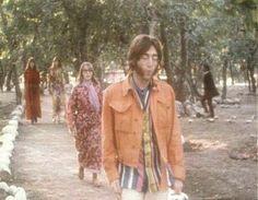 John W. O. Lennon♥♥Cynthia Powell-Lennon in India (Source- https://www.facebook.com/pages/John-Lennon-U-R-Wonderful-and-I-Love-You/117953921593879?fref=ts)