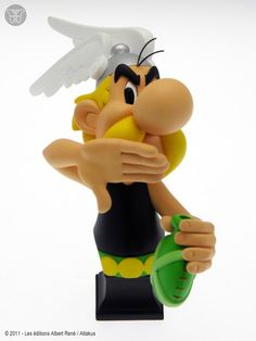 Asterix Bust