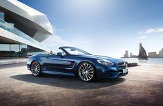 Mercedes-Benz SL on Behance