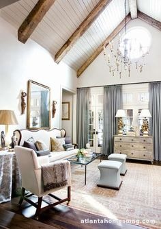 A Soft Touch | Atlanta Homes & Lifestyles