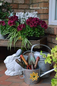 Spring Front Porch 2014