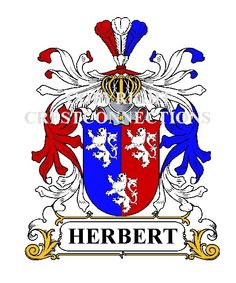 Your COAT OF ARMS embroidered onto one of our great quality shirts. A range of sizes and colours for Gents, Ladies and Childrens. Check out our Website www.crestconnections.com  #herbert #familycrest #coatofarms
