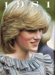 PRINCESS DIANA (1981) _____________________________ Reposted by Dr. Veronica…
