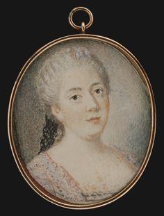 Sophie-Philippine-Elisabeth-Justine de France, 1765 after 1763 Drouais portrait