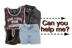 """""""I just need help"""" by im-just-tipsy ❤ liked on Polyvore"""