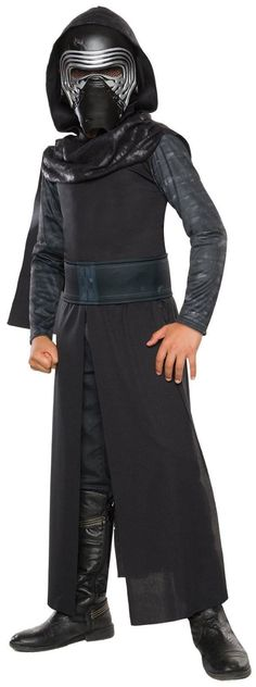 This eBay auction has the Kylo Ren kids' costume for sale
