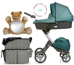 Baby Essentials – great list to get you started on a registry!