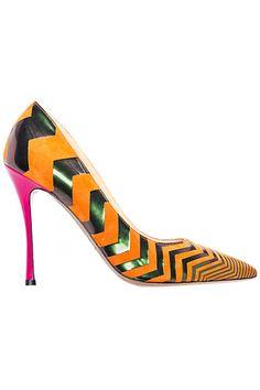 24 mejores imágenes de Orange High Heels - Tacones Naranja  da6cfffe41af