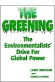 The Greens grab for global power. Free E-book download.