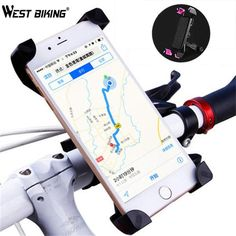 Universal Bicycle Phone Holder 3.5 inch to 5.5 inch