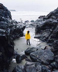 Wandering along the rugged west coast. by bennnnnnnngie