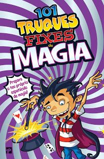 Livros Junior e Juvenil: Resultado Passatempo: 101 Truques Fixes de Magia