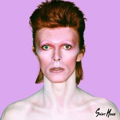 Bow down for Bowie