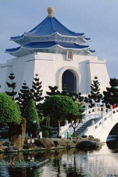 Chang Kai Shek Memorial Hall - Taipei (Taiwan)