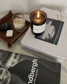 Candle Jars, Candles, Raining Outside, Minimalist Interior, Decoration, My Room, Hygge, Home Accessories, Sweet Home