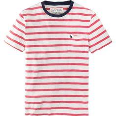 Classic stripe t-shirt for summer