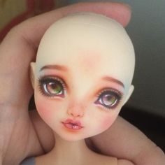133 отметок «Нравится», 4 комментариев — 千秋沐夏Mucha (@qqmx0702) в Instagram: «#dolls #repaint #ooak»