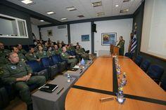 Σύσκεψη Διοικητών Πολεμικών Μοιρών Αεροσκαφών – ΜΕΑΕ - ΣΟΤ – Μ/ΜΕΑΦ Μονάδων ΑΤΑ