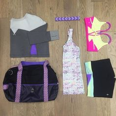 Studio gear to keep you cozy during your warm up and cool down. | ivivva