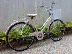Onde as Bikes renascem de sua ferrugem. : Monark Brisa decada de 90.