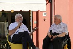 6 settembre, Festival della politica 2013 | ore 16 corte Legrenzi (19) Antonio Gnoli intervista Vincenzo Vitiello