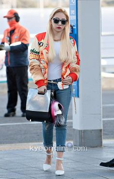 CL off to Japan