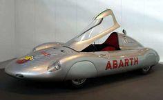 1960 Abarth 1000 Pininfarina Record