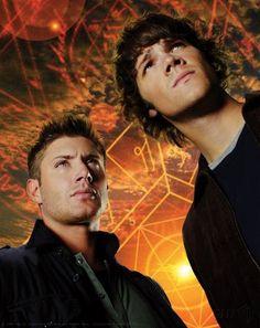 Supernatural - Sam & Dean in the Early Seasons. #Supernatural #SPN #TV_Show