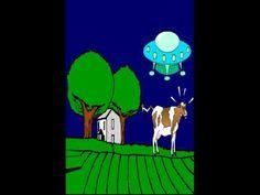 Trabalho de vaca abduzida