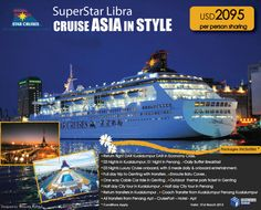 Cruise offer.