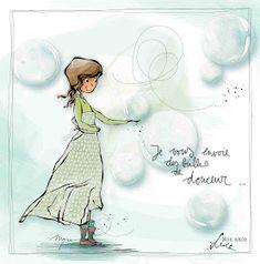 """MYRA & les couleurs ...: mon amie """"LUCE"""""""