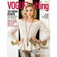 Vogue knitting 2012 Holiday - kosta1020 - Picasa Albums Web
