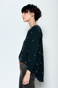 Chemise Idodi Plumette - Blouses et chemises - categories - e-shop