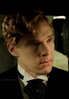Benedict Cumberbatch. Parade's End.