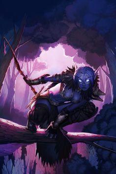 Dark elf historia full game oneone best