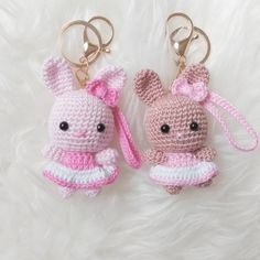 Knitting TechniquesKnitting For KidsCrochet Hair StylesCrochet Amigurumi Kawaii Crochet, Crochet Bunny, Crochet Animals, Crochet Flowers, Free Crochet, Crochet Patterns Amigurumi, Crochet Dolls, Crochet Stitches, Knitting Patterns